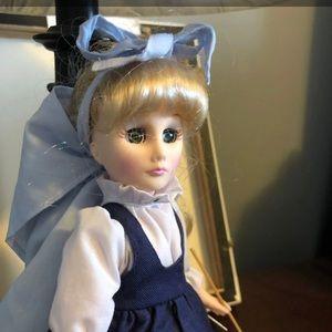 Poor Cinderella doll